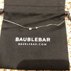 Bauble bar Arrow Necklace